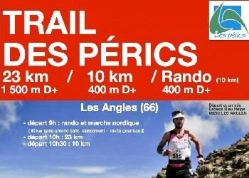 Photo of Trail des Pérics 2020, Les Angles (Pyrénées Orientales)