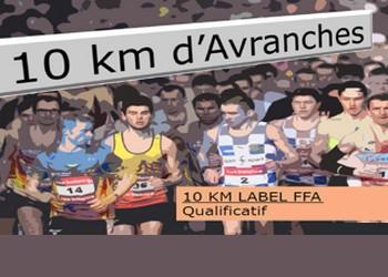 Photo of 10 km d'Avranches 2020 (Manche)
