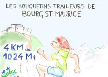 Photo of Trails Intervillages de Haute-Tarentaise, Bourg-Saint-Maurice (Savoie)