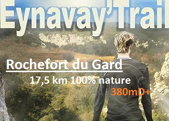 Photo of Eynavay'Trail 2020, Rochefort-du-Gard