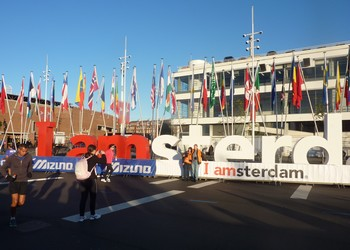 Marathon Amsterdam 2010