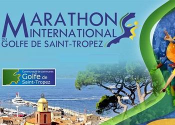 Marathon du Golfe de Saint-Tropez 2020, Sainte-Maxime (Var