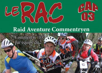Photo of Raid Aventure Commentryen by CAP 03 (Allier)