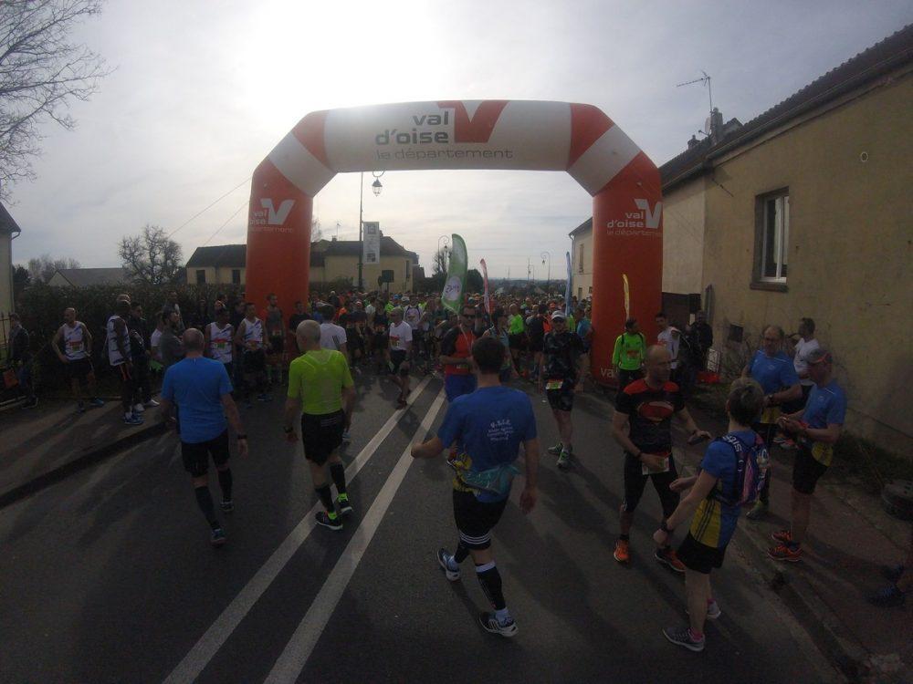 Semi-marathon de Saint-Witz 2017