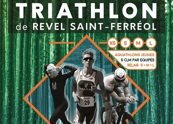 Photo of Triathlon de Revel Saint-Ferréol (Tarn)