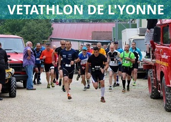 Photo de Vétathlon de l'Yonne 2021, Champlost