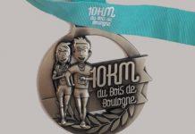 10 km du Bois de Boulogne 2017