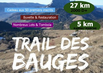Photo of Trail des Bauges 2020, Le Chatelard (Savoie)