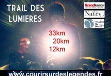 Trail des Lumières, Nancy