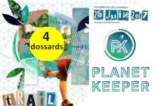 4 dossards pour le PlanetKeeper Trail 2017 (Gard)