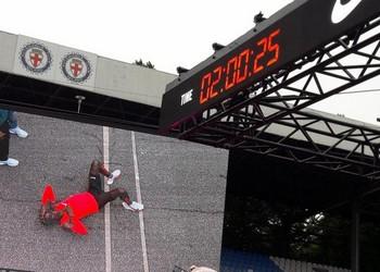 Photo of Nike Breaking2, marathon en moins de 2h : échec de peu !