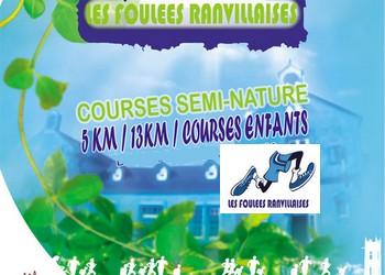 Photo of Foulées ranvillaises 2020, Ranville (Calvados)