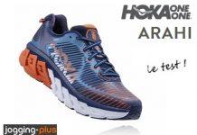 [Test] Hoka One One Arahi: la route comme terrain de jeu