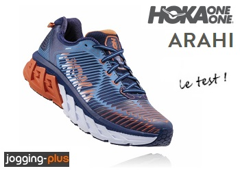 Photo of [Test] Hoka One One Arahi: la route comme terrain de jeu