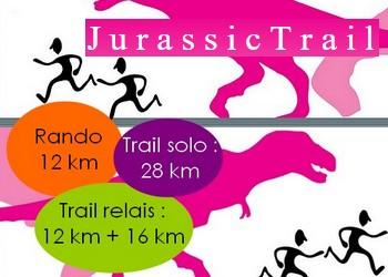Photo de Jurassic Trail 2020, Saint-Siffret (Gard)
