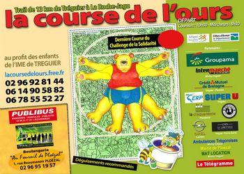 Photo of Course de l'ours 2020, Tréguier (Cotes d'Armor)