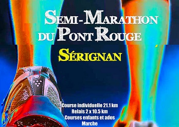 Photo of Semi-marathon du Pont Rouge 2020, Sérignan (Hérault)