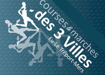 Photo of Course des 3 villes soeurs 2020, Le Tréport (Seine Maritime)