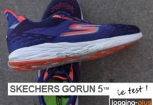 Test des Skecher GO Run 5: la légèreté et le dynamisme made in USA