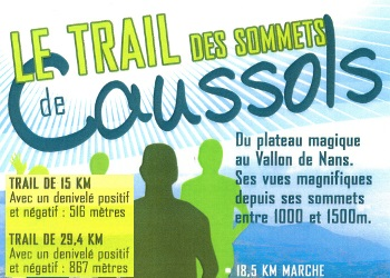 Photo of Trail des sommets de Caussols (Alpes Maritimes)