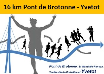 Photo of 16 km Pont de Brotonne – Yvetot 2020 (Seine Maritime)