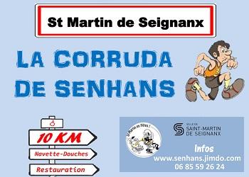 Corruda de Senhans 2020, Saint-Martin-de-Seignanx (Landes