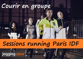 Photo of Courir en groupe : sessions d'entraînement running à Paris et Ile de France