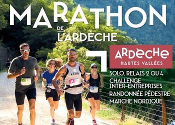 Photo of Marathon de l'Ardèche 2020, La Voulte-sur-Rhône