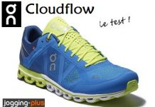Test des chaussures de running On Cloudflow par Jogging-Plus