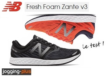 Photo of Test chaussures de running : New Balance Zante v3, la carte confort et dynamisme