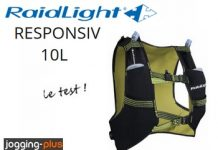 Sac de trail Raidlight Responsiv 10L : le test Jogging-Plus