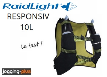 Photo of Test du sac de trail Raidlight Responsiv 10L : un must made in France