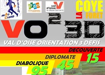 Photo of VO2 3D 2019, Orry-la-ville (Oise)