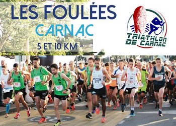 Photo of Foulées et Triathlon de Carnac 2019 (Morbihan)