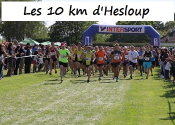 Photo of 10 km d'Hesloup 2019, Héloup (Orne)