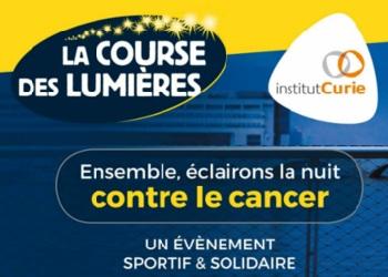 Photo of Course des Lumières Lyon 2019 (Rhône)