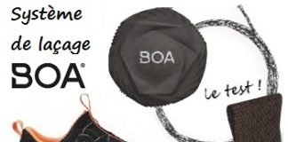Test du laçage BOA sur Asics Gel Fujirado