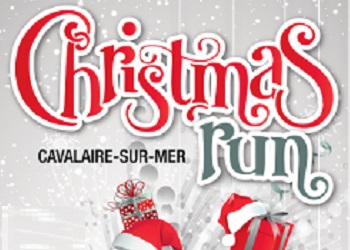 Photo de Christmas Run, Ronde des Pères Noël 2020, Cavalaire-sur-Mer (Var)