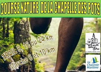 Trail des Potiers 2020, La Chapelle-des-Pots (Charente