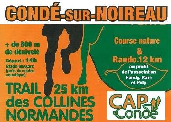 Photo de Trail des collines normandes 2020, Condé-sur-Noireau (Calvados)