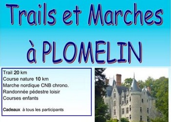 Photo of Trail de Plomelin 2020 (Finistère)