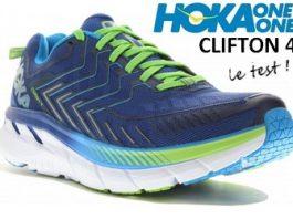 Test des Hoka One One Clifton 4 par Jogging-Plus