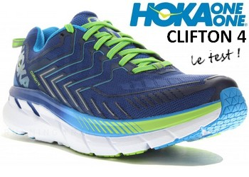 Photo of [Test] Hoka One One Clifton 4: confortables et légères