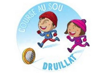 Photo de Course au sou 2020, Druillat (Ain)