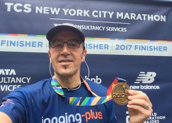 Photo de Résultats et classement Marathon de New-York 2017