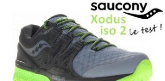 Test des Saucony Xodus ISO 2: le chausson du trail