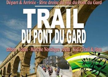 Photo of Trail du Pont du Gard 2019, Vers-Pont-du-Gard