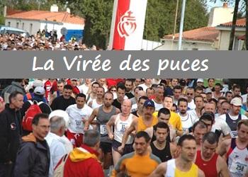 Photo of Virée des puces, semi-marathon et 10 km, Saint-Christophe-du-Ligneron (Vendée)