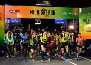 Photo of New York Midnight Run, le réveillon de la Saint-Sylvestre en courant