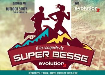 Photo de Trail A la conquête de Super Besse 2019, Besse-et-Saint-Anastaise (Puy de Dôme)